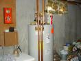 Copper Side Arm Heat Exchanger